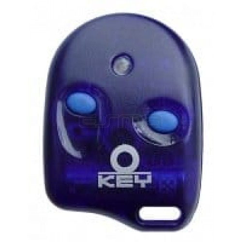 Télécommande KEY TXB-42N - programmation avec le récepteur