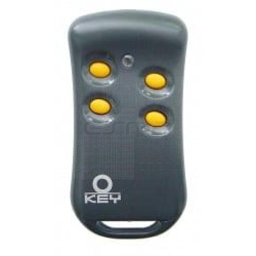 Télécommande KEY TXG-44 - programmation avec le récepteur
