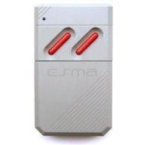 Télécommande MARANTEC D102 27.095MHz red