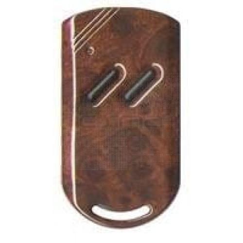 Télécommande de Garage MARANTEC D212 wood-433