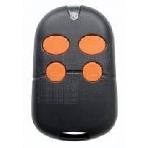 Télécommande SENTINEL ACCESS 4C - Programmation avec le récepteur