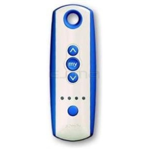 Télécommande de Garage SOMFY TELIS-4-RTS blue