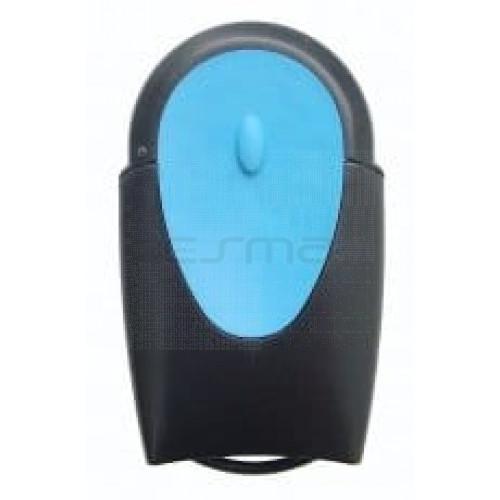 Télécommande de Garage TELECO TXR-433-A01 blue