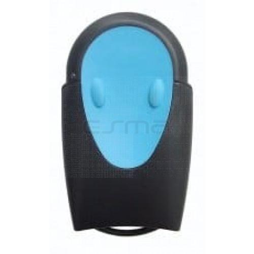 Télécommande de Garage TELECO TXR-433-A02 blue