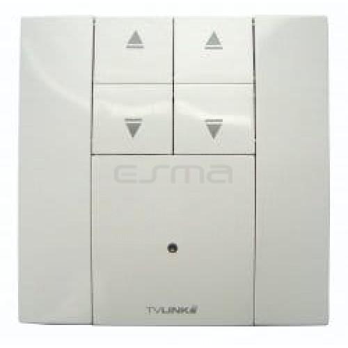 Télécommande TV-LINK TXC-868-A04 - programmation avec le récepteur