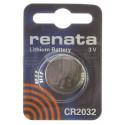 Pile bouton CR2032 lithium