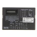 Récepteur CARDIN S 476 RXM 2CH (RMS476200)