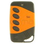 Télécommande FADINI SITI 63-4 433,92 MHz - Programmation avec le récepteur