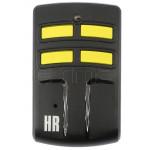 Télécommande HR RQ 40.665 MHz - Appuyez sur les boutons