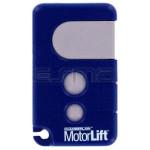 Télécommande MOTORLIFT 84335EML - programmation avec le récepteur
