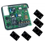 Kit FAAC RP SLH 868 + 5 Télécommandes