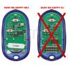 Télécommande de Portail SEAV Be Happy RS2