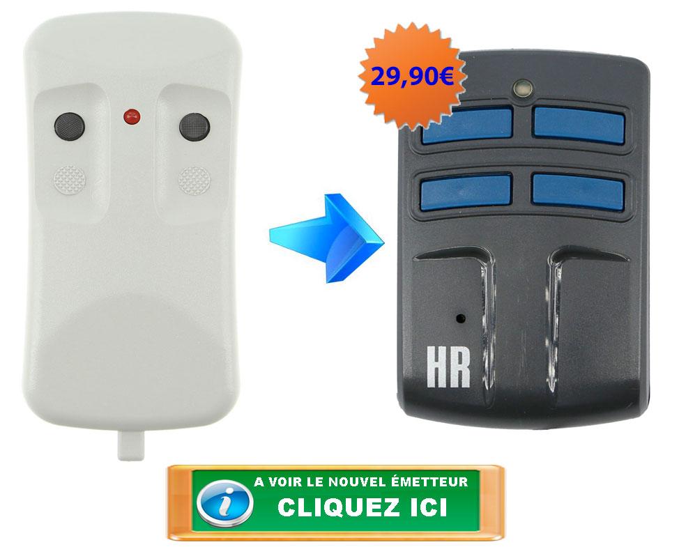 Télécommande HR et Allmatic