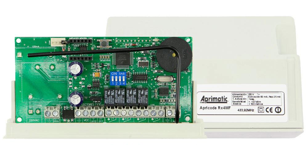 Receptor Aprimatic RX 4MF