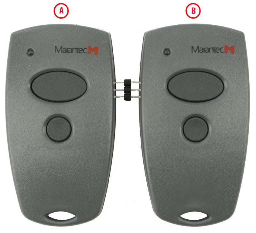 telecommande marantec d302-d302