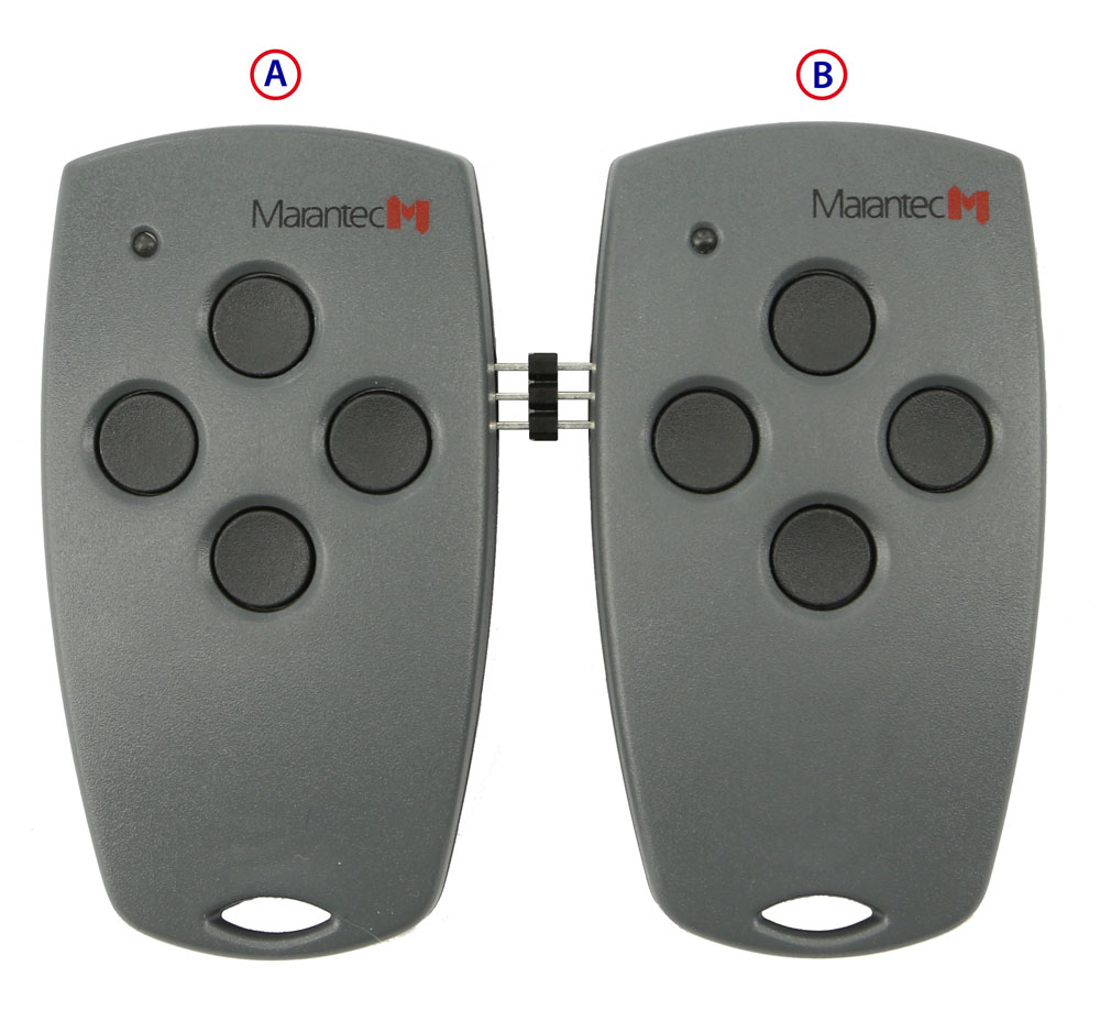 telecommande marantec d304-d304