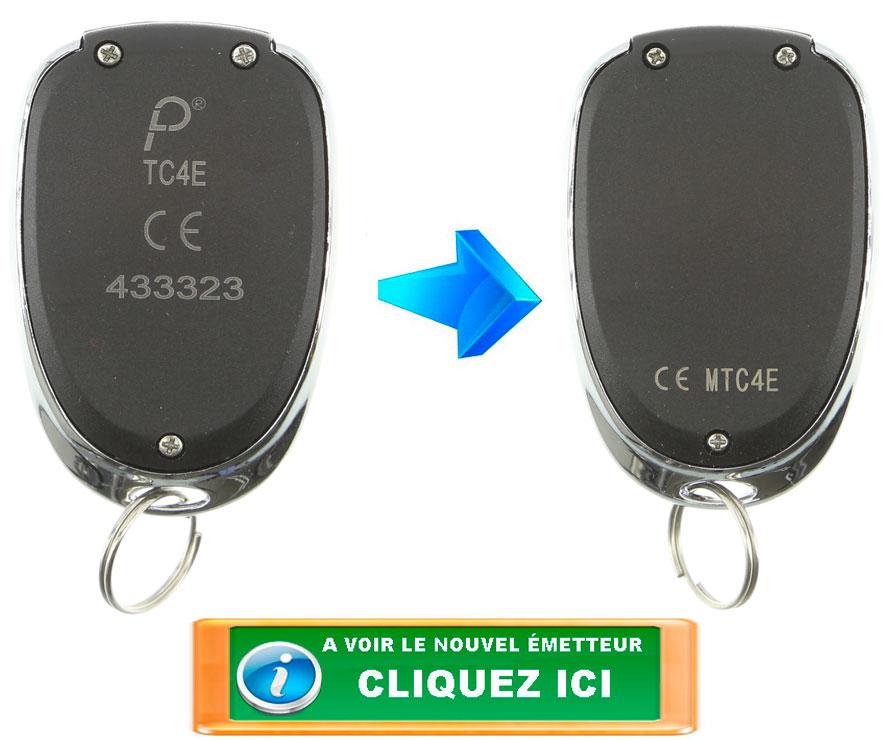 Télécommande TC4E - MTC4E
