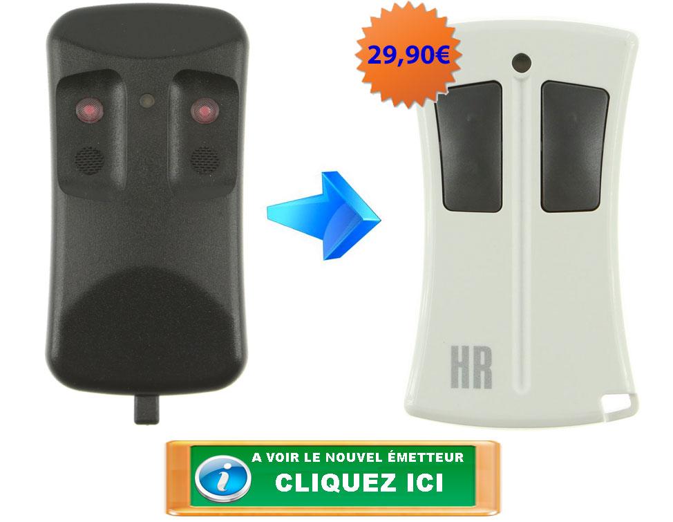 Télécommande Allmatic AEMX2