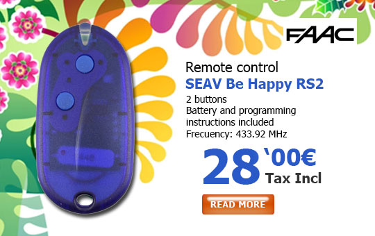 SEAV BE HAPPY RS2 Remote