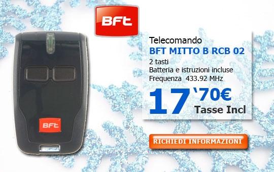 Telecomando BFT MITTO B RCB02