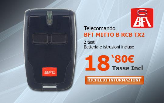 Telecomando BFT