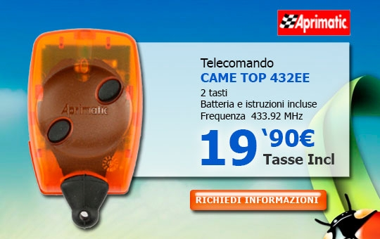 Telecomando APRIMATIC TR2