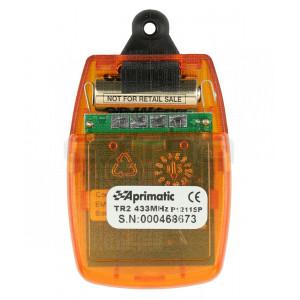 Télécommande de Garage APRIMATIC TR2