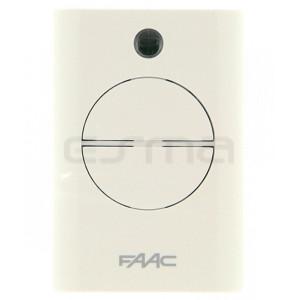 Télécommande FAAC XT4 433 RC - Programmation avec le récepteur