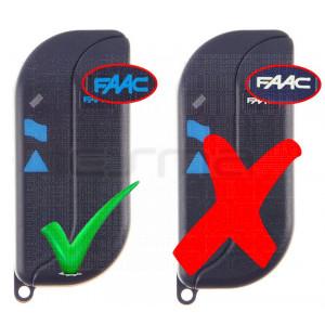FAAC Télécommande TML2-433-SLH