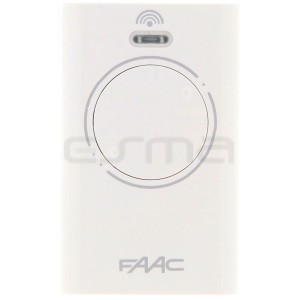 Télécommande FAAC XT2 433 SLH LR - auto-apprentissage