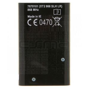 Télécommande de Portail FAAC  XT2 868 SLH Noir
