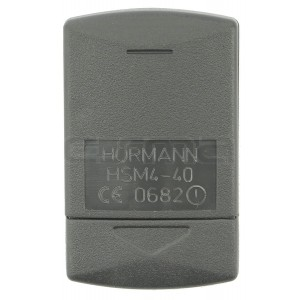 Télécommande de Garage HÖRMANN HSM4 40 MHz