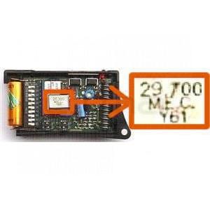 Télécommande PRASTEL KMFT4P 29.700 MHz