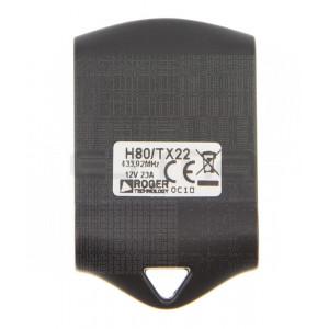 ROGER Télécommande H80 TX22