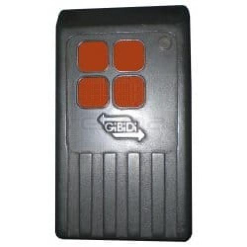 Télécommande de Garage GIBIDI 26.995-4 old