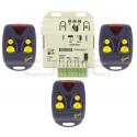 Kit Récepteur Proget Dr80 + 3 Emy 4F