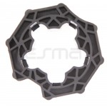 Roue motrice SOMFY pour axe octogonal 60 mm 9751001